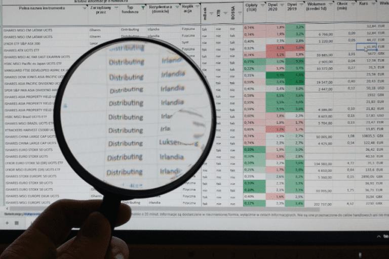 Które fundusze ETF płacą najwyższe dywidendy?
