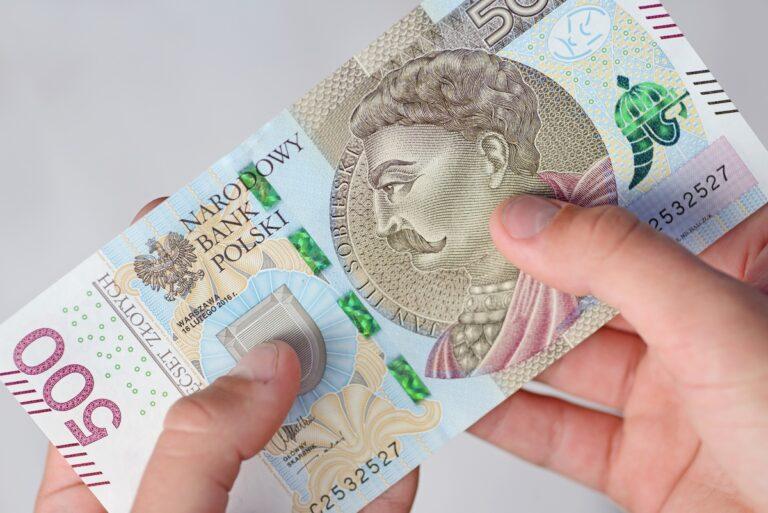 Read more about the article Jak inwestować 500 złotych miesięcznie? Średnie kwoty na giełdę