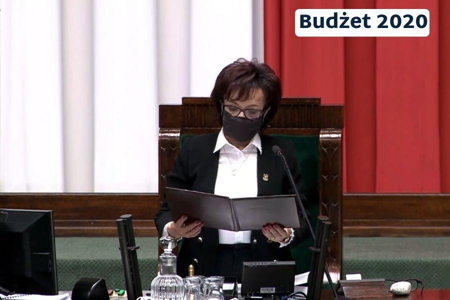 Budżet państwa w 2020 roku – jego zmiany i wykonanie