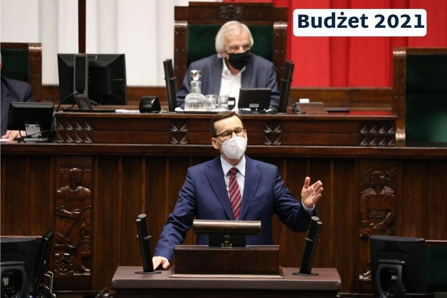 Analiza budżetu państwa polskiego na 2021 rok